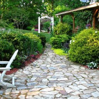Photo Thumbnail #10: Entrance into garden