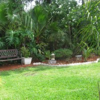Photo Thumbnail #7: Recently completed Backyard Garden. I choose...