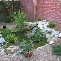 Photo Thumbnail #2: This is the original water garden/pond that I...
