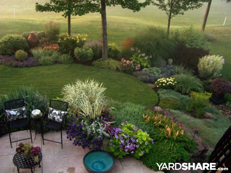 Landscaping Ideas Golf Course Garden YardSharecom