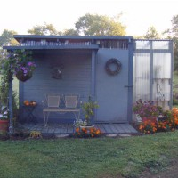 Photo Thumbnail #7: garden shed