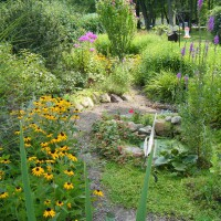 Photo Thumbnail #9: garden path