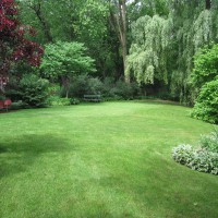 Photo Thumbnail #1: Our yard has an amazing open grass space...