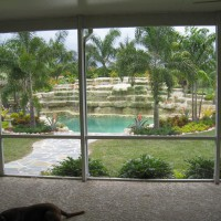 Photo Thumbnail #10: Our view from the family room...
