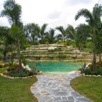 Photo Thumbnail #1: This is a beautiful oasis created by Jungle B's...