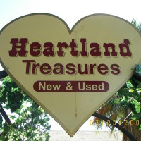 Photo Thumbnail #1: Welcome to Heartland Treasures. This was a 1920...