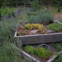 Photo Thumbnail #22: Stacked herb beds