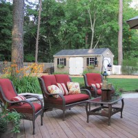 Photo Thumbnail #7: This years addition...outdoor furniture from...