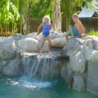 Photo Thumbnail #4: Rock waterfall