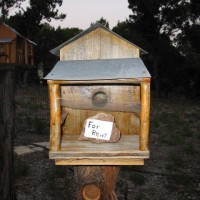 Photo Thumbnail #4: Bird house for rent.