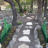 Photo Thumbnail #6: Entrance to the shade garden.