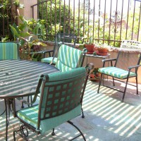 Photo Thumbnail #4: Back patio.
