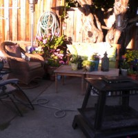 Photo Thumbnail #3: Another view of my outdoor living