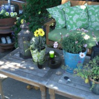 Photo Thumbnail #2: Another part of my outdoor living room