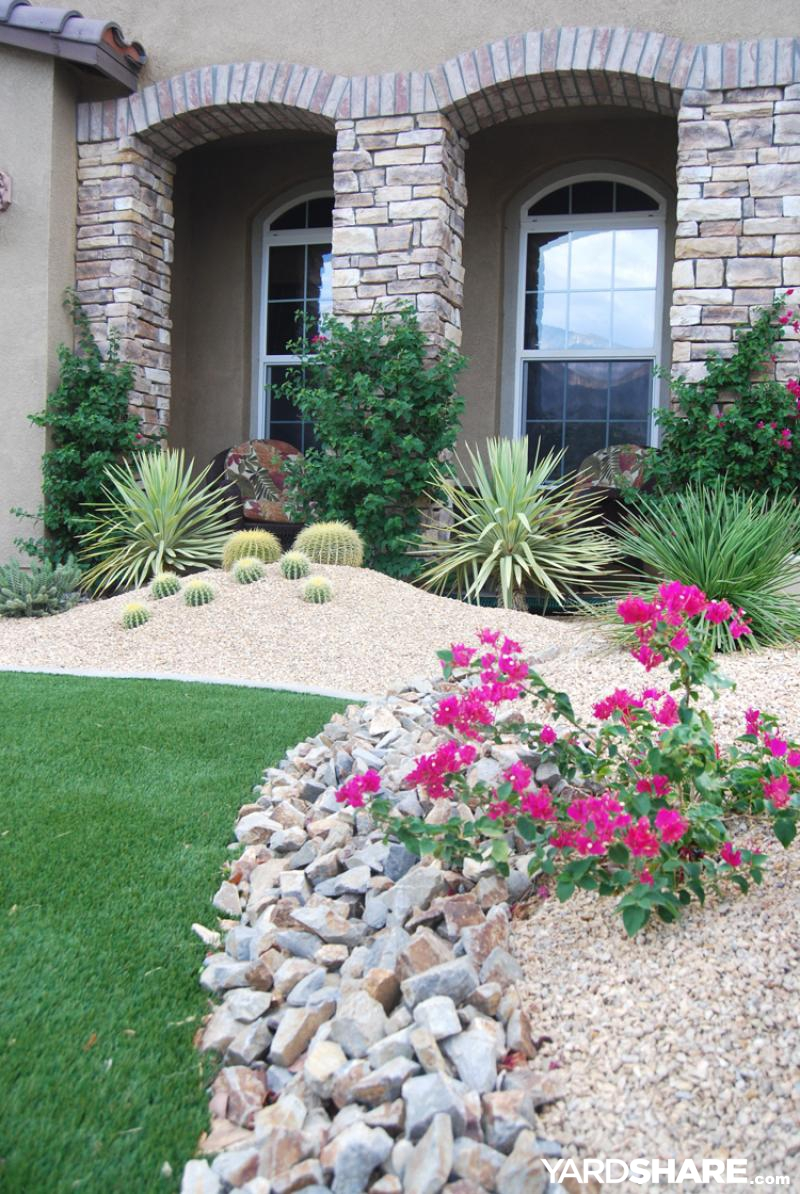 Landscaping Ideas Oasis In The Desert Yardshare Com