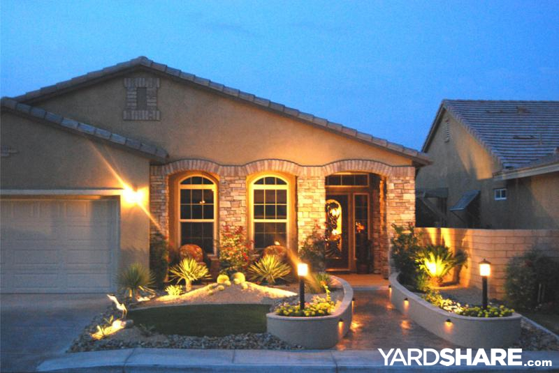 Arizona Landscaping Ideas Front Yard