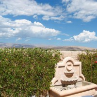 Photo Thumbnail #10: We have a spectacular view of the desert and...