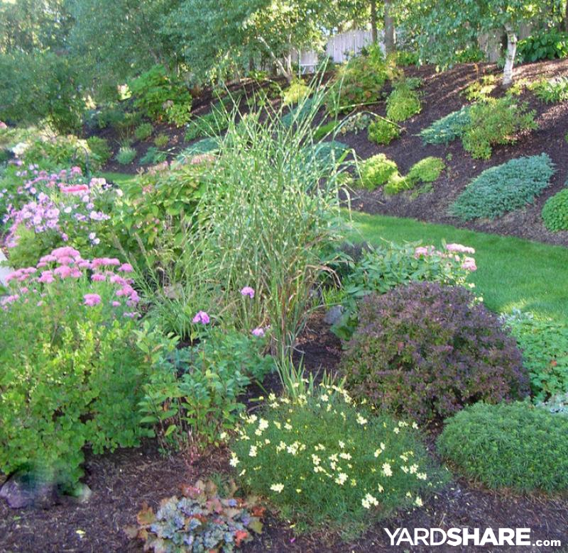 Landscaping plan landscaping ideas for new england for New landscaping ideas