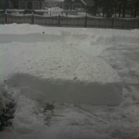 Photo Thumbnail #3: Digging out! Snow storm Jan 2011