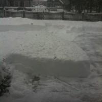 Photo Thumbnail #3: Digging out! Snow storm Jan 2011