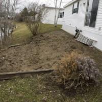 Photo Thumbnail #10: Larger View of Back Yard