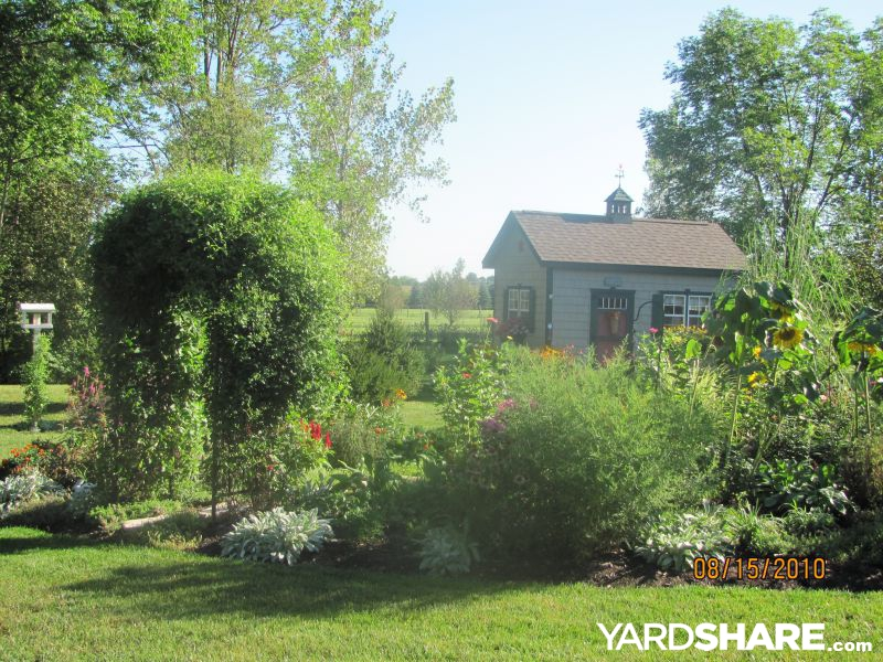 Landscaping Ideas English Garden : Landscaping ideas gt old fashioned cottage garden