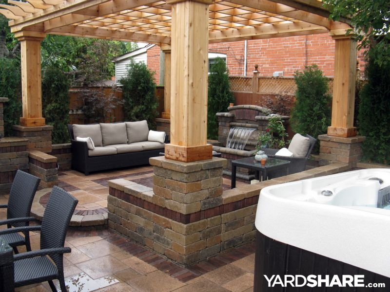 Landscaping ideas down town toronto for Garden design ideas toronto