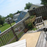 Photo Thumbnail #9: The bare deck.