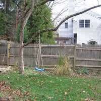 Photo Thumbnail #10: BEFORE: The kid swing may come in handy.  i...
