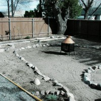 Photo Thumbnail #9: Fire Pit project 2010. I will estimate that I...