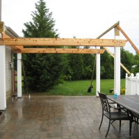 Photo Thumbnail #7: The Cedar Pergola