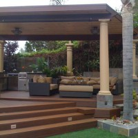 Photo Thumbnail #1: Outdoor family room.