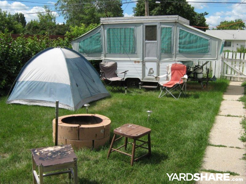Landscaping Ideas Gt Campground Yardshare Com