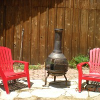 Photo Thumbnail #28: firepit sitting area