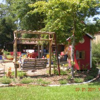 Photo Thumbnail #25: view of playhouse and playground