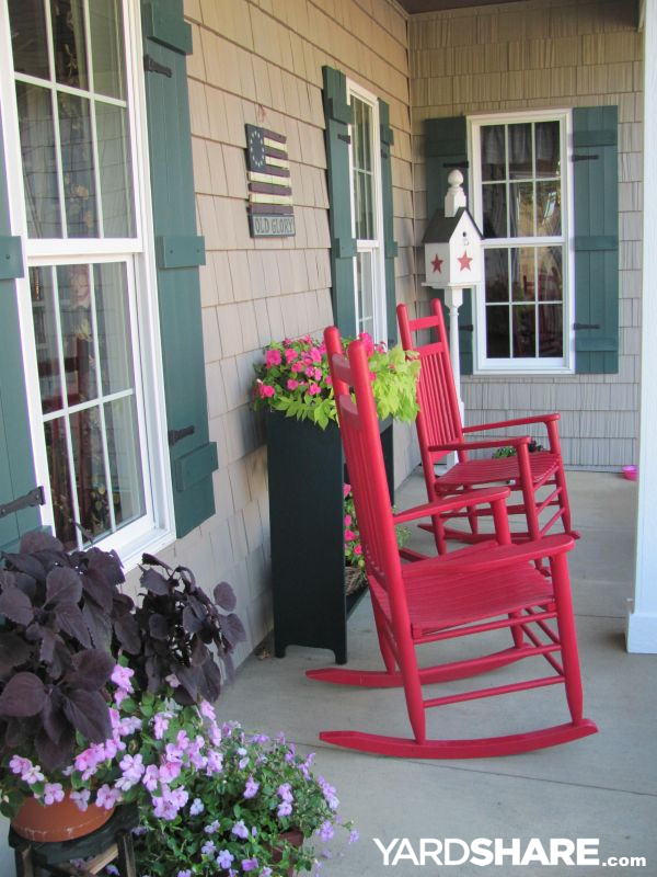 Landscaping Ideas Gt Long Front Porch On Cottage