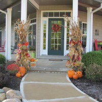 Photo Thumbnail #3: front porch entry