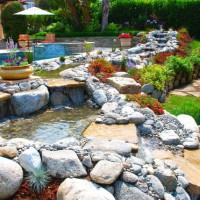 Photo Thumbnail #6: Pondless waterfall in Palos Verdes