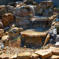 Photo Thumbnail #16: Pondless waterfall in Torrance