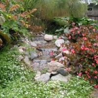 Photo Thumbnail #15: pondless waterfall in Manhaattan Beach
