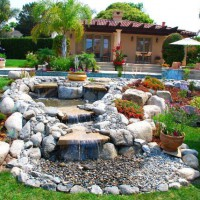 Photo Thumbnail #10: Pondless waterfall in Palos Verdes