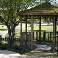 Photo Thumbnail #5: Gazebo in the daylight