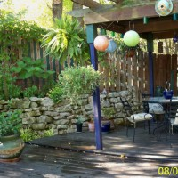 Photo Thumbnail #10: Outdorr dining space