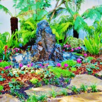 Photo Thumbnail #16: Basalt fountain