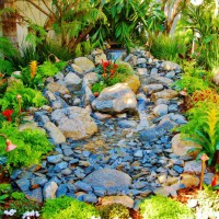 Photo Thumbnail #7: Pondless waterfall
