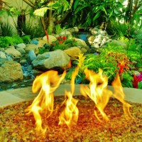 Photo Thumbnail #9: Fire and water
