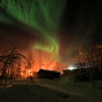 Photo Thumbnail #18: Ice Fog !! -44 below...it s even looks cold !!