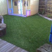 Photo Thumbnail #6: Fake Turf. Looks so real that family and...