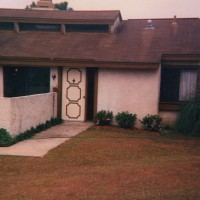 Photo Thumbnail #2: 1988 this is how the front yard looked