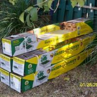 Photo Thumbnail #1: I found the Raised Garden Kit in Home Depot.